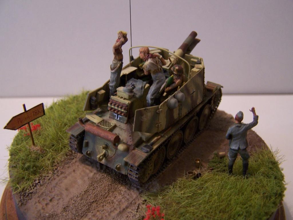 Bison sdkfz 138/1 Normandie 1944 100_0915