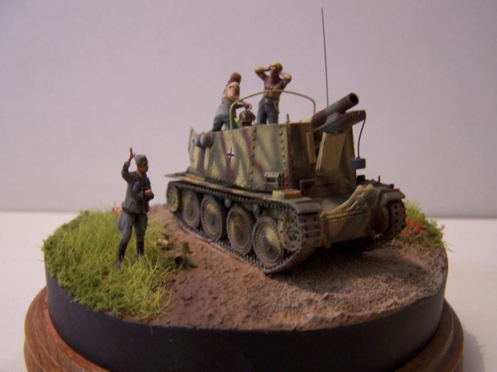 Bison sdkfz 138/1 Normandie 1944 100_0916