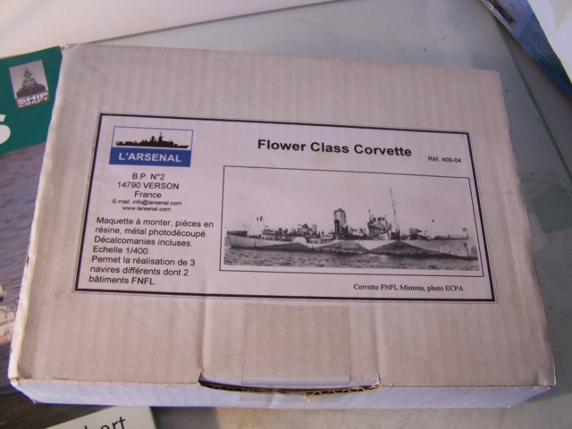 "Corvette Flower ""la Mimosa"" ,l Arsenal 1/400 maj 22.03 100_1069"