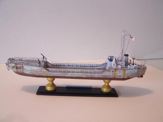 Péniche de débarquement LCT Mk 4, Normandie 44 Réf 81001 100_1136