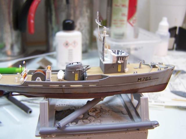 Dragueur côtier MERCURE Réf 1098  100_1166