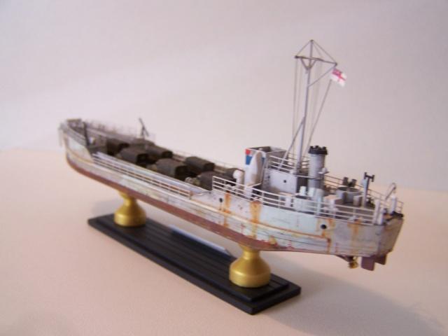 Péniche de débarquement LCT Mk IV, NORMANDIE 44 Réf 81001 100_1184