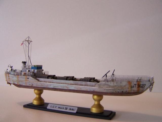 Péniche de débarquement LCT Mk IV, NORMANDIE 44 Réf 81001 100_1185