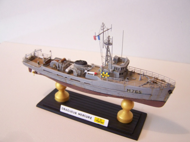 Dragueur côtier Mercure Heller 1/400 100_1186