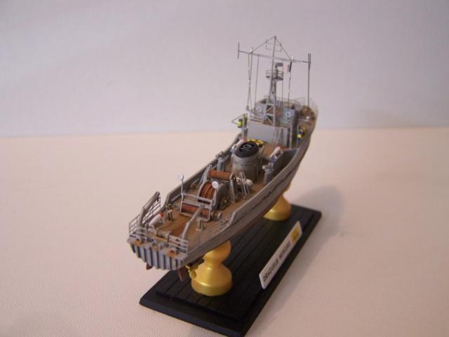 Dragueur côtier Mercure Heller 1/400 100_1188