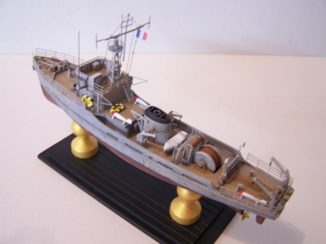 Dragueur côtier Mercure Heller 1/400 100_1189