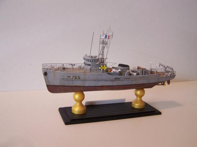 Dragueur côtier Mercure Heller 1/400 100_1191