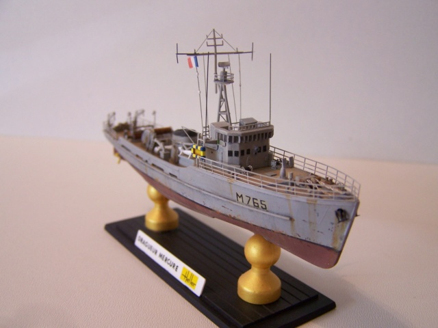 Dragueur côtier Mercure Heller 1/400 100_1192