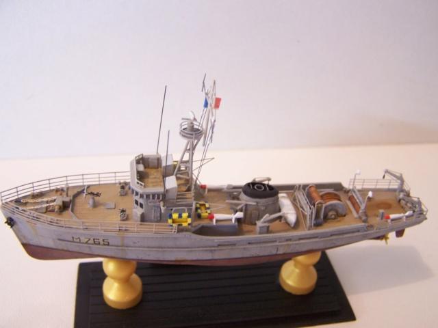 Dragueur côtier Mercure Heller 1/400 100_1193