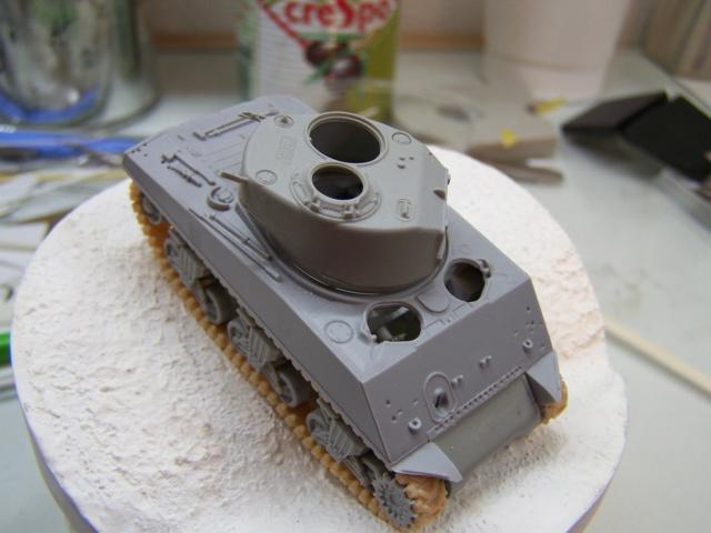 Sherman m4a3 76mm Lt Zagrodzki ,2em DB Paris 44   (Terminé )  - Page 2 100_1208