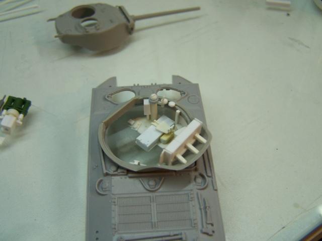 Sherman m4a3 76mm Lt Zagrodzki ,2em DB Paris 44   (Terminé )  - Page 2 100_1213