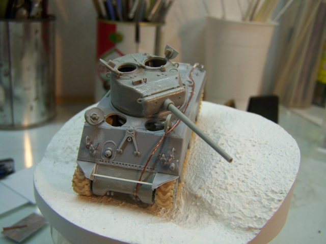 Sherman m4a3 76 mm  Lt Zagrodski - Page 2 100_1241