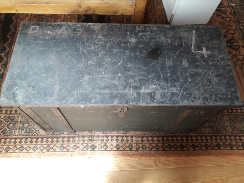 Qu'est-ce que cette caisse ? 20190812