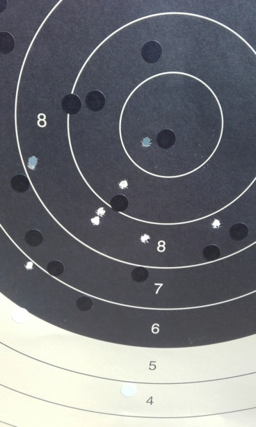 7,5x55 tir réduit dans K31 Carton14