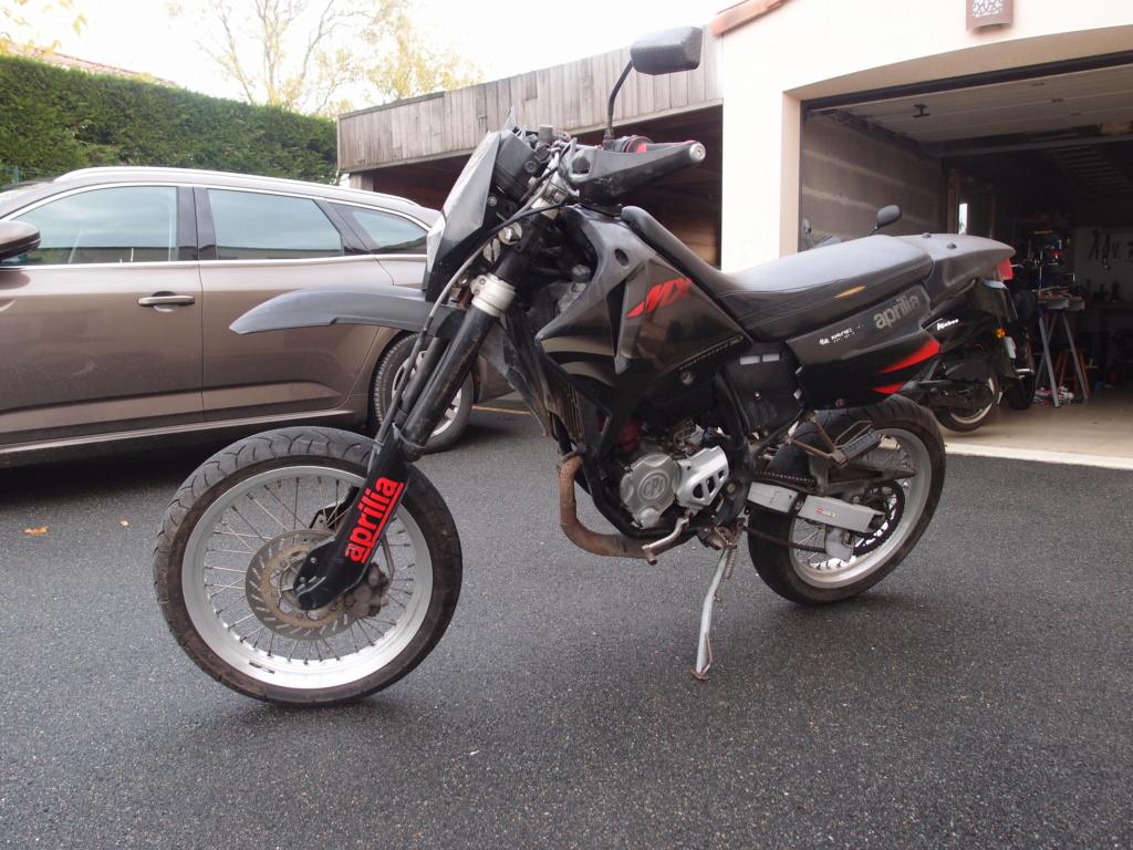 Aprilia MX 50 =>fini Pb042012