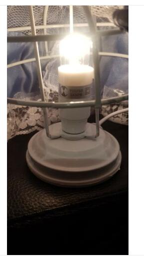 Poupée lampe Sylvain Deschamps Trucs de Paris Poupzo10