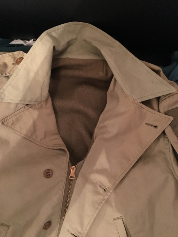 Identification field jacket M41 BIG RED ONE 00a40d10