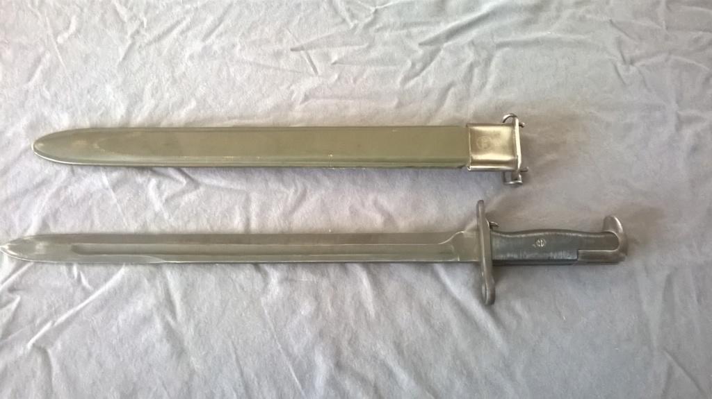 Baio Garand Version Longue