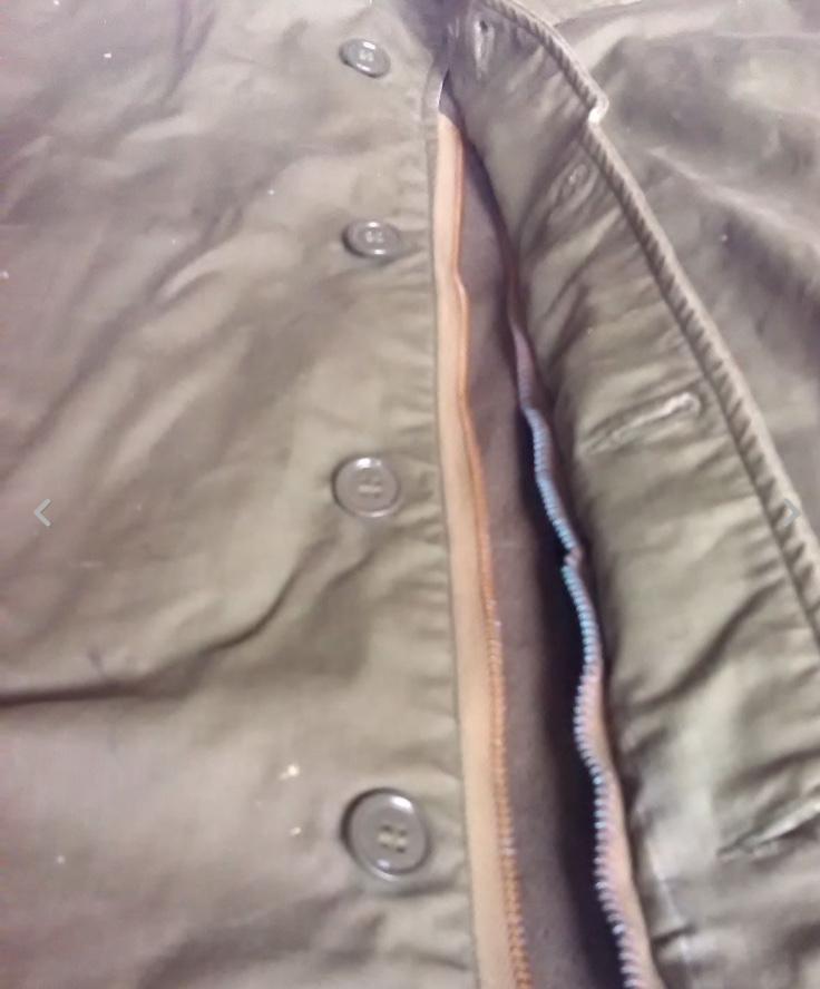 Identification Fieldjacket M41 15f46b10