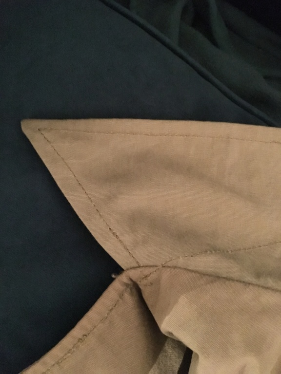 Identification field jacket M41 BIG RED ONE 354b0510