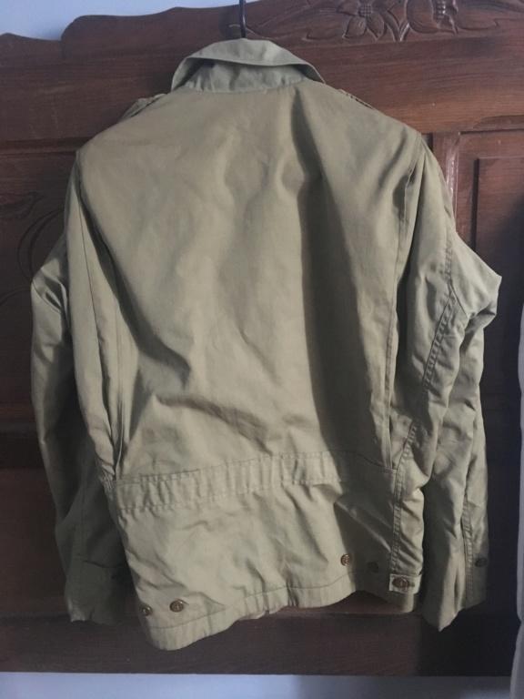 Identification field jacket M41 BIG RED ONE 563a8f10