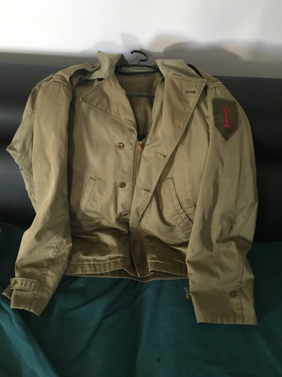 Identification field jacket M41 BIG RED ONE 62861610