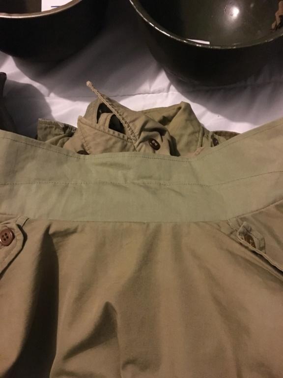 Identification field jacket M41 BIG RED ONE 67d48d10