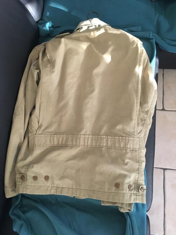 Identification field jacket M41 BIG RED ONE 7012db10