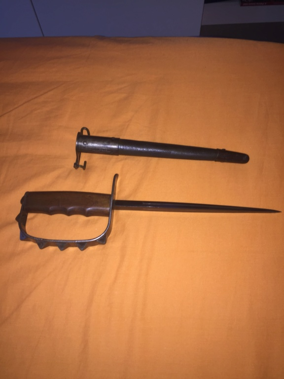 Trench knife 1917 7c7c6410