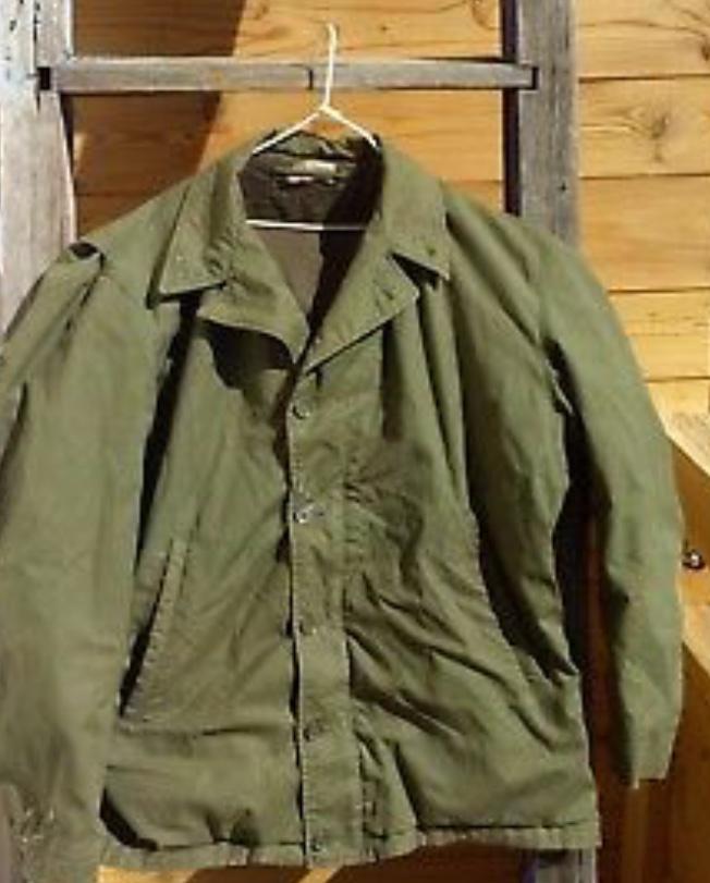 Identification Fieldjacket M41 8f3fa110