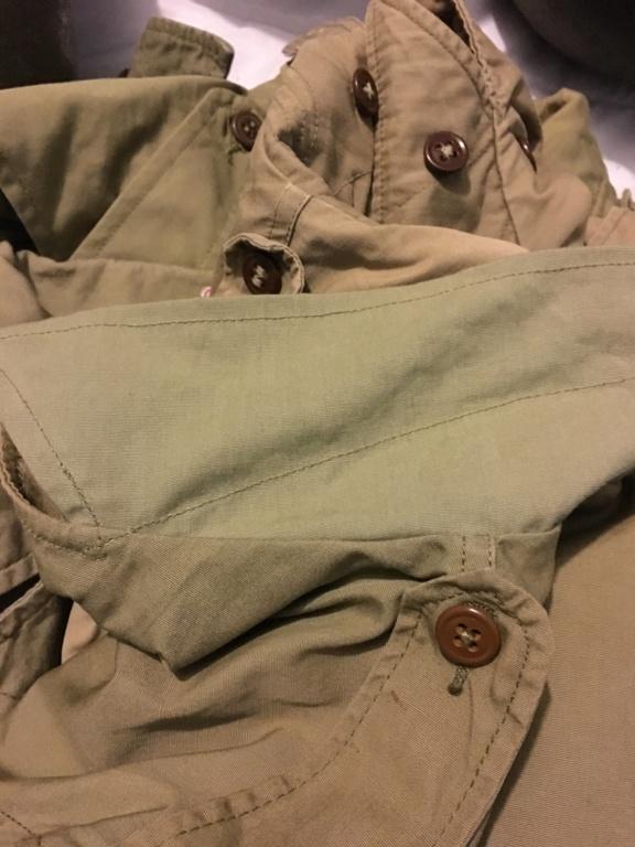 Identification field jacket M41 BIG RED ONE 92f95910