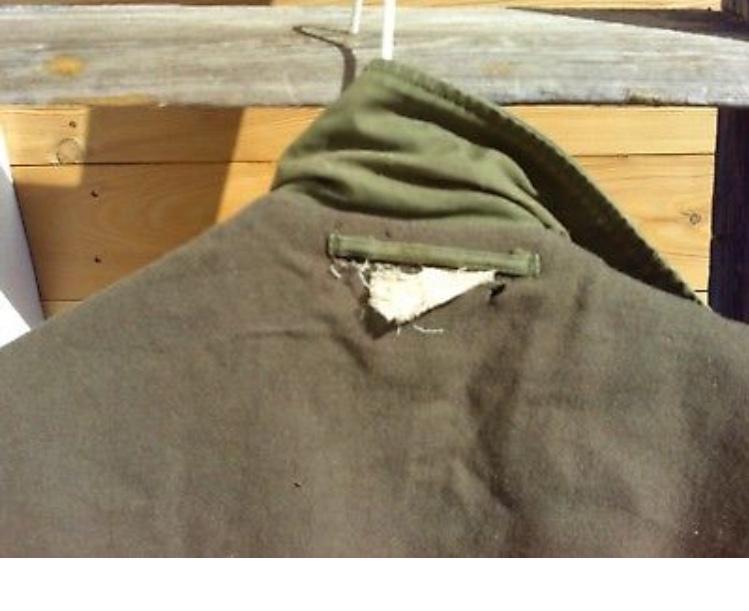 Identification Fieldjacket M41 B93e1210
