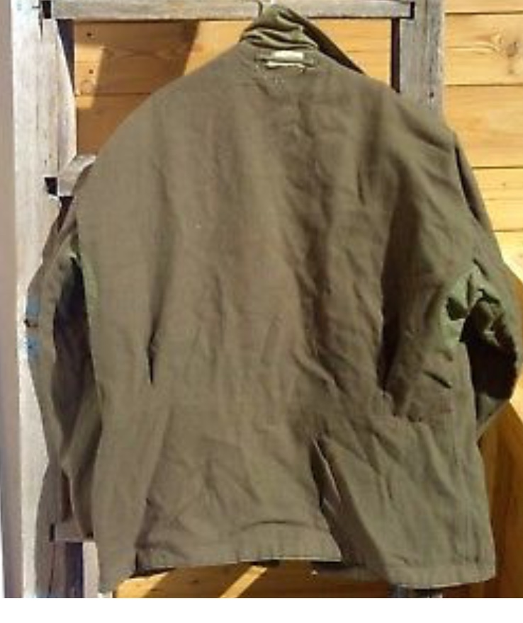 Identification Fieldjacket M41 Faaf7410