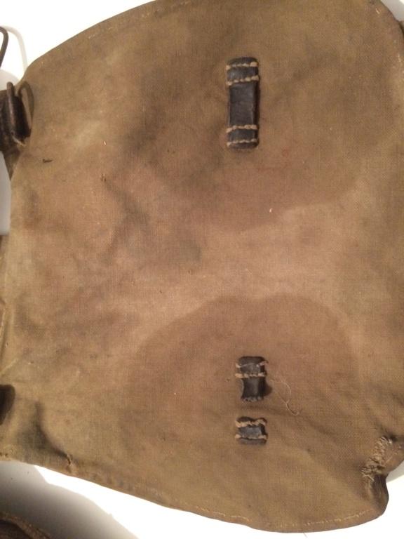 Gourde , sac à pain , ceinturon garand US Fe8a0c10