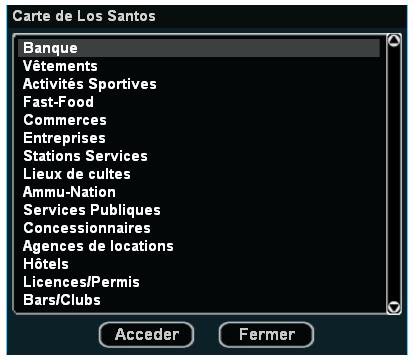 /map : Retrouvez tous les lieux importants de Los Santos Carte_10