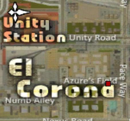 /map : Retrouvez tous les lieux importants de Los Santos Map10