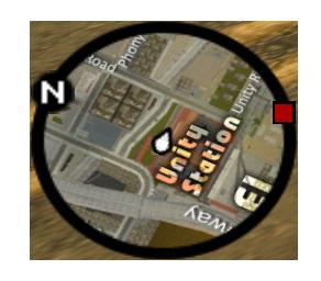 /map : Retrouvez tous les lieux importants de Los Santos Radar10