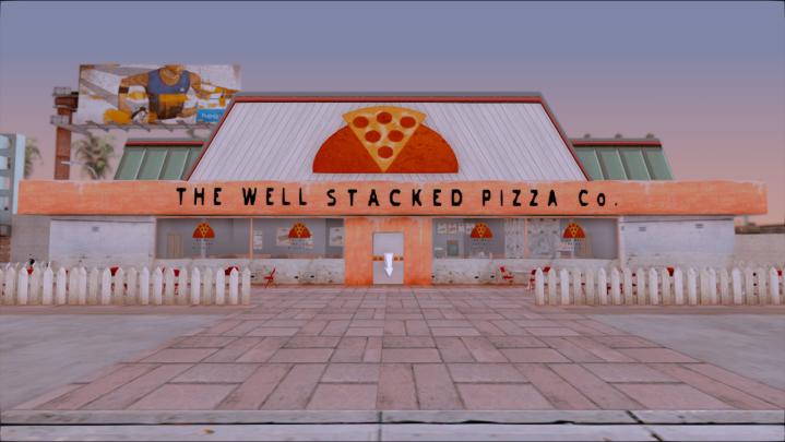 Présentation de la pizzeria d'Idlewood openworld  Sa-mp-30