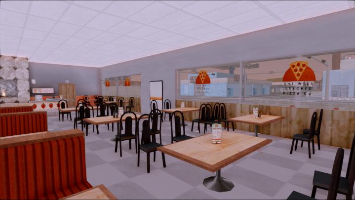 Présentation de la pizzeria d'Idlewood openworld  Sa-mp-31