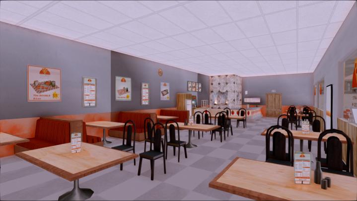 Présentation de la pizzeria d'Idlewood openworld  Sa-mp-32