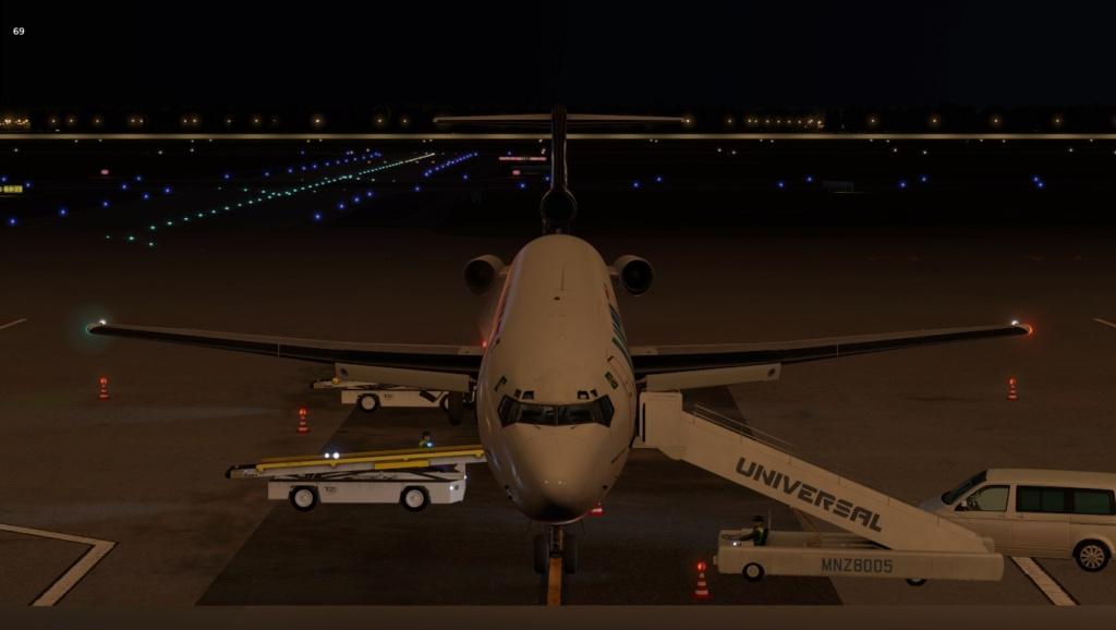 Uma imagem (X-Plane) 727-2029