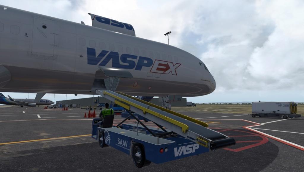Partindo em missão ao Brasil!  757-rf21