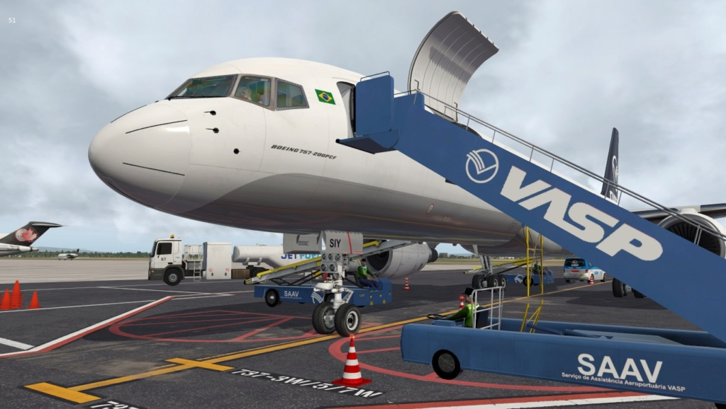 Partindo em missão ao Brasil!  757-rf22