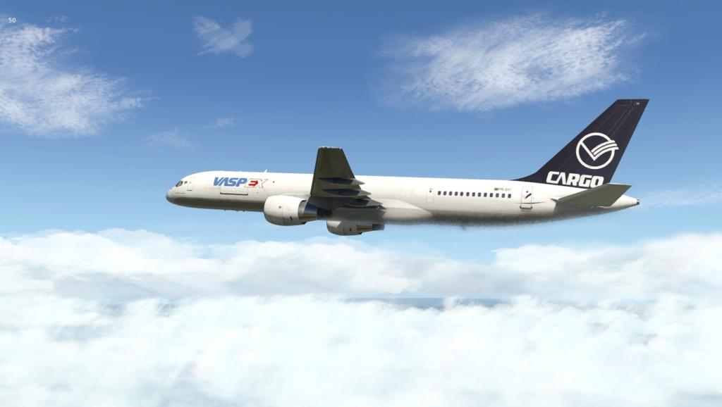 Partindo em missão ao Brasil!  757-rf26