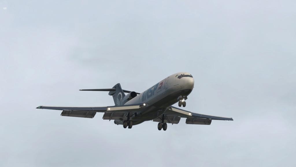Uma imagem (X-Plane) Landin10