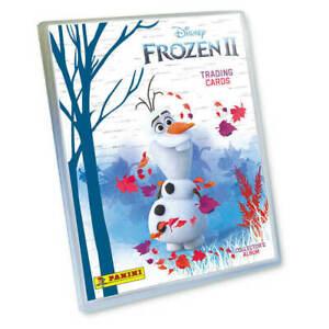 PANINI carte 141-Disney Frozen la reine 2 cartes de collection série 2019