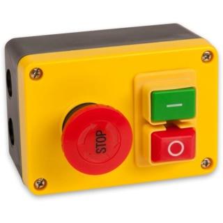 Marche arrêt + bouton d'urgence à remplacer 20009311