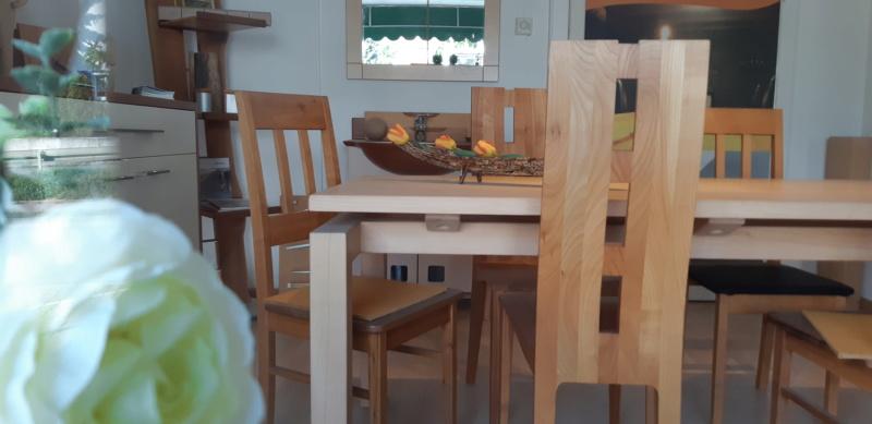 """Table """"flottante"""" façon Ishitani 20190788"""