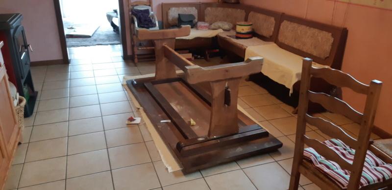 RÉPARATION TABLE ET CHAISES en bois... 20200116