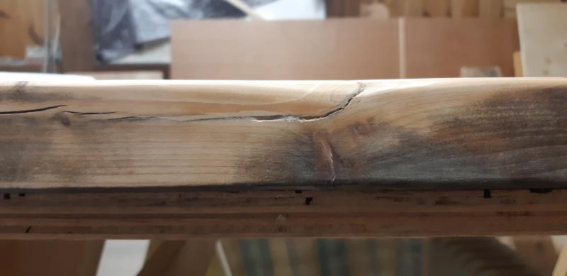RÉPARATION TABLE ET CHAISES en bois... 20200122